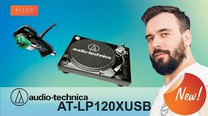 Обзор <b>Audio</b>-<b>Technica AT</b>-LP120XUSB Новинка 2019 - YouTube