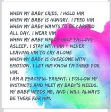 Attachment Parenting Quotes on Pinterest | Gentle Parenting Quotes ... via Relatably.com