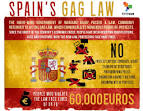 Images & Illustrations of gag law