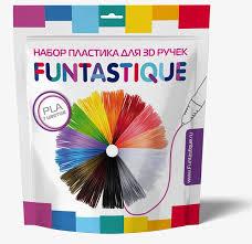 <b>Набор PLA-пластика Funtastique для</b> 3D ручек 7 цветов — купить ...