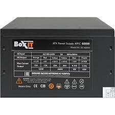 Купить <b>Блок питания</b> BoxIT JM-<b>A600w 600 Вт</b> в интернет ...