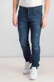 Shop <b>Tom Tailor</b> Men's <b>Super Stretch Josh</b> Jeans, Navy for Clothing ...