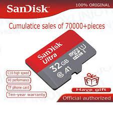 Pin on <b>100</b>% <b>Original SanDisk Micro</b> SD <b>MicroSD</b> Memory Card ...