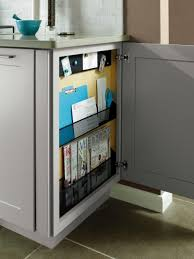 Kitchen Message Center 13 Solutions For Common Home Storage Dilemmas Hgtv