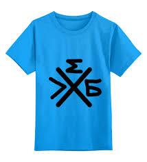 """Детская футболка классическая унисекс <b>Группа</b> """"<b>Хлеб</b>"""" #740398 ..."""