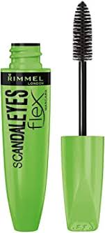 <b>Rimmel Scandaleyes Lycra Flex</b> Mascara, Black: Amazon.co.uk ...