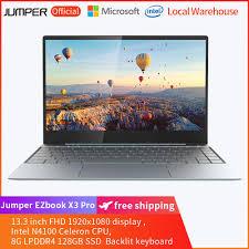 <b>Jumper EZbook X3</b> Pro 13.3 inch Aluminium Case Laptop with ...