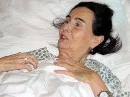 Fatma Girik'ten kötü haber: Protezi kırıldı