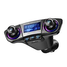 Bluetooth FM Transmitter for Car, ONEVER Wireless ... - Amazon.com