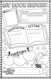best images about book reports essays reading such a fun looking page for the kids to fill out after reading a book