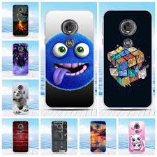 For Motorola <b>Moto</b> C Case 2017 Silicone <b>Printing</b> Cartoon Soft TPU ...