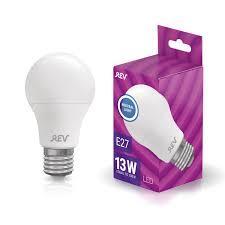 <b>Светодиодная лампа REV</b> E27 13 Вт <b>рефлекторная</b> 1040 лм ...