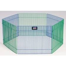 <b>Вольер Midwest Small</b> Pet Playpen Critterville 6 панелей 38х48h ...