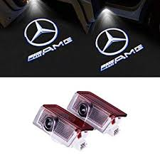 LIKECAR <b>2pcs</b> Ghost Shadow Light Car <b>Welcome Logo</b> Door Light ...