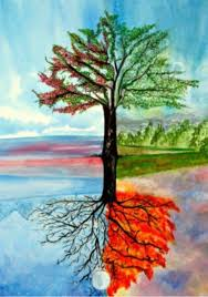 Image result for seasons paintings