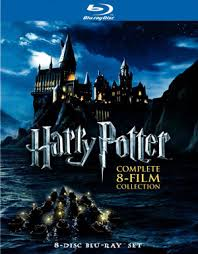 Potter Series on Blu-ray