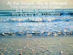 Seaside Quotes And Sayings. QuotesGram via Relatably.com