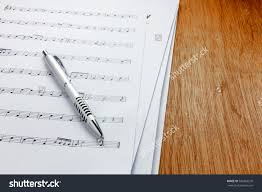 music note writing paper  music note writing paper