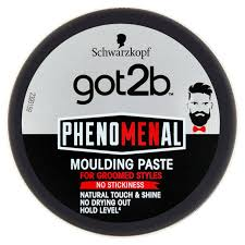 <b>Schwarzkopf got2b Phenomenal</b> Moulding Paste 100ml | Sainsbury's