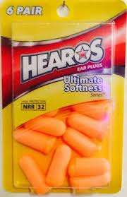 Hearos <b>Ear Plugs</b>, <b>Ultimate Softness</b>