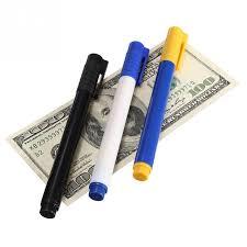 Risultati immagini per pennarello test soldi falsi