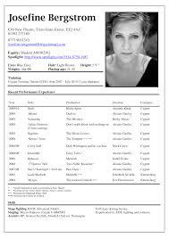 acting resume template best business template sample acting resume template resume sample inside acting resume template 7305