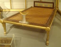 point furniture egypt x: real ancient egyptian bed  queenhetepheres bed funeraryfurniture museumoffineartsboston real ancient egyptian bed