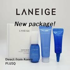 [LANEIGE] Basic Care Trial Kit Moisture [Skin Refiner 5ml + ...