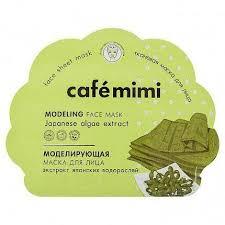 Café mimi <b>Моделирующая тканевая маска</b> для лица 22гр - cafe ...