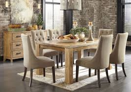 Fabric Dining Room Chair Awesome Dining Room Sets With Upholstered Chairs And Dining Room