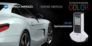 CM-M6 <b>Multi</b>-<b>Angle</b> Spectrophotometer | Portable | Konica Minolta ...