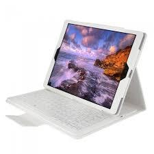 COOHO IP081 <b>lychee</b> Pattern Detachable <b>Keyboard Case for</b> IPAD ...
