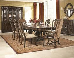 11 Piece Dining Room Set 11 Piece Legacy Classic La Bella Vita Formal Dining Set