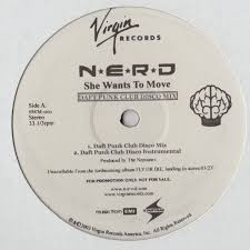 N*E*R*D - She Wants To Move (<b>Daft Punk Club</b> Disco Mix) (2003 ...