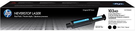 <b>Тонер HP</b> Neverstop Laser Toner Reload Kit <b>103AD</b> (black), 2 x ...