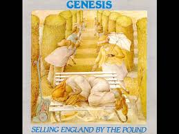 <b>Genesis</b> - <b>Selling</b> England By The Pound (Full Album, Non ...