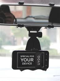 <b>Автомобильный держатель для телефона</b> на зеркало ...