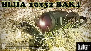 <b>BIJIA</b> 10x32 BAK4 - Крутой монокуляр и pH Meter pH-961 - YouTube