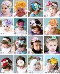 NEW Baby Amour Headband Girls Headbands Infant Headwear ...
