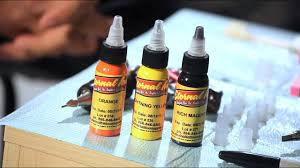 5 Types of <b>Tattoo Ink</b> | Tattoo Artist - YouTube