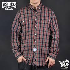 <b>Рубашка CROOKS & CASTLES</b> Lumberjack, приобрести, цена с ...
