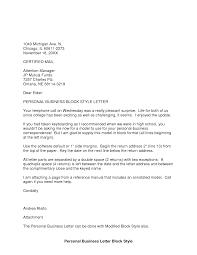 block letter format template best business template letter format business letter on letter head personal block business 6fai5s8l