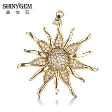 Новый Защита от солнца цветок <b>кулон горный хрусталь</b> ...