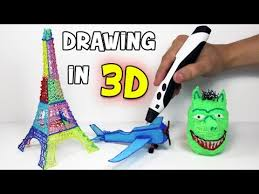 <b>3D</b> Pen | How to draw in <b>3D</b> using a <b>3D</b> pen - YouTube