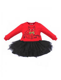 Купить <b>Платье BONITO</b> KIDS размер 104, красный по низкой ...