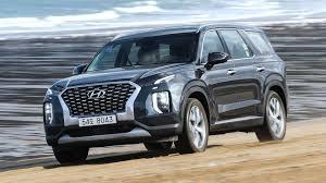 2020 Hyundai Palisade: первый тест-драйв нового флагмана