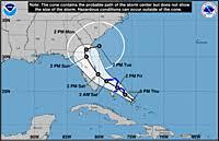 Hurricane Dorian Forecaster