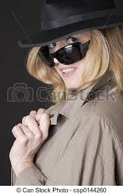 Image result for Free to use clip art of a woman in disguise