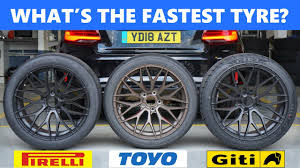 <b>Pirelli P Zero</b> Trofeo R vs Toyo R888 vs Giti <b>Sport</b> GTR3. What's the ...