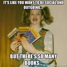 It's like you want to be social and outgoing.... But there's so ... via Relatably.com